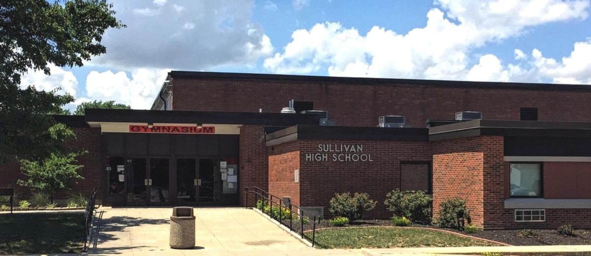 Sullivan High School building