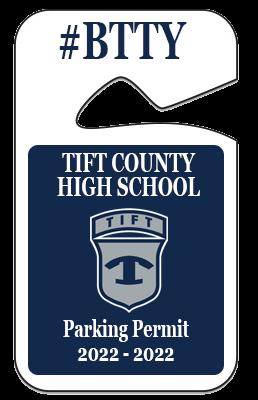 TCHS Parking Permit