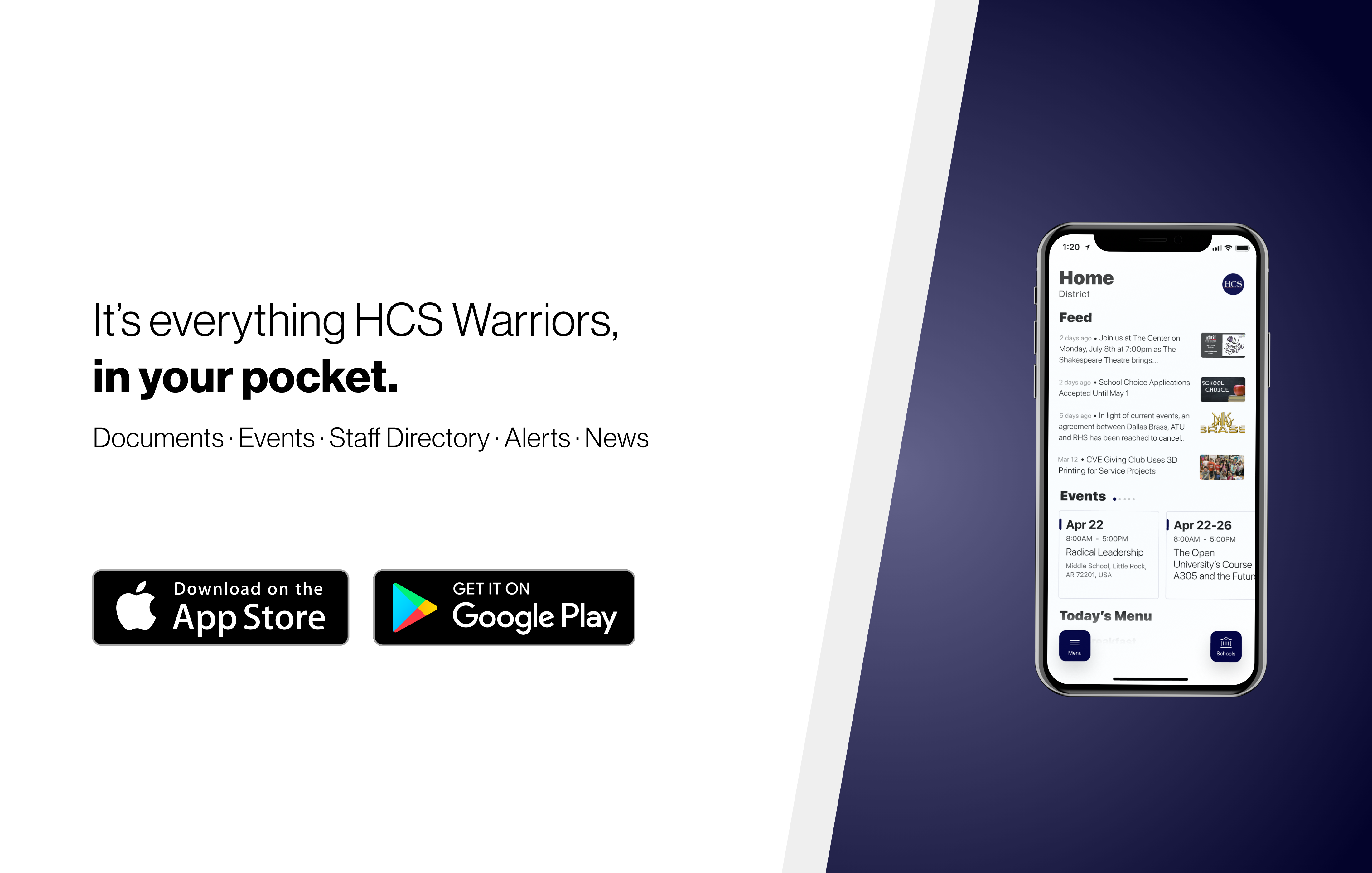 Download the app on Android: https://bit.ly/3pa1WXT or iPhone: https://apple.co/3fr6K8c.