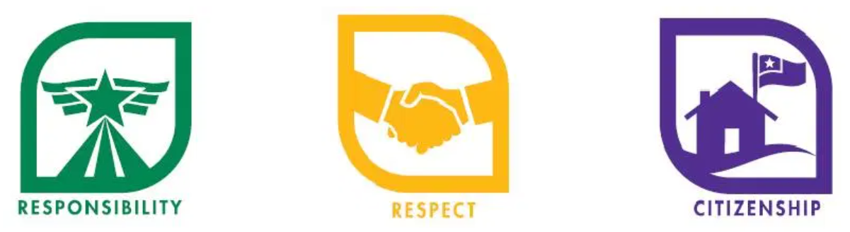 Responsibility, Respect, Citizenship