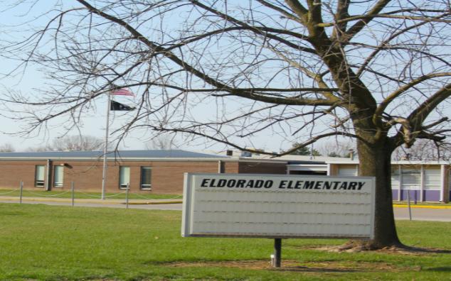 eldorado elementary building