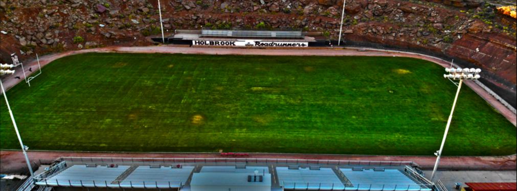 Holbrook High School Football Field