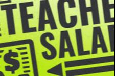 Avg teacher salary