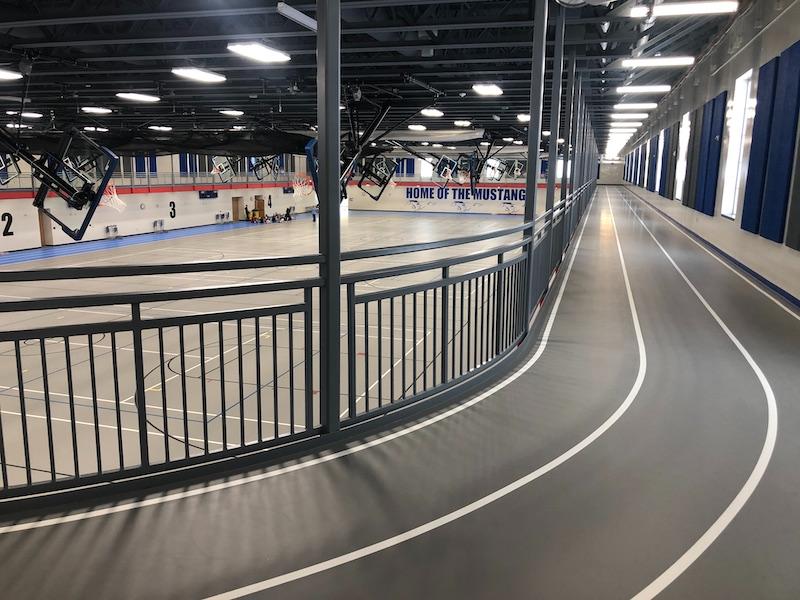 Welia Center Walking Track