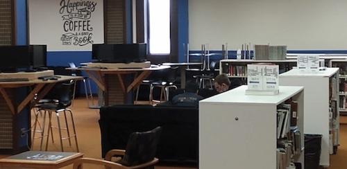 Mora High School Media Center