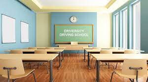 Drivers Ed Classroom