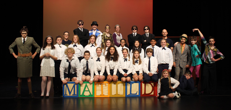 Matilda Cast