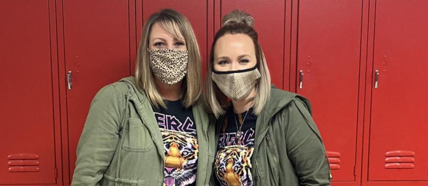 Teachers Twin Day