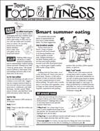 Teen Food & Fitness May 2021