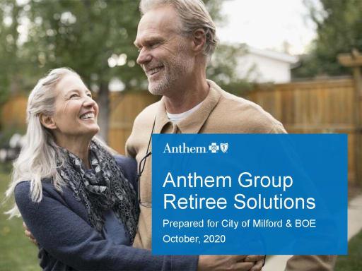 Anthem Group Retiree Solutions Presentation