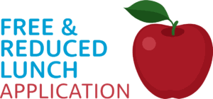 free and reduced lunch application image