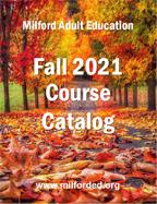 Adult education Fall 2021 Course Catalog