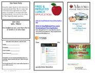 Food Service Flyer Thumbnail