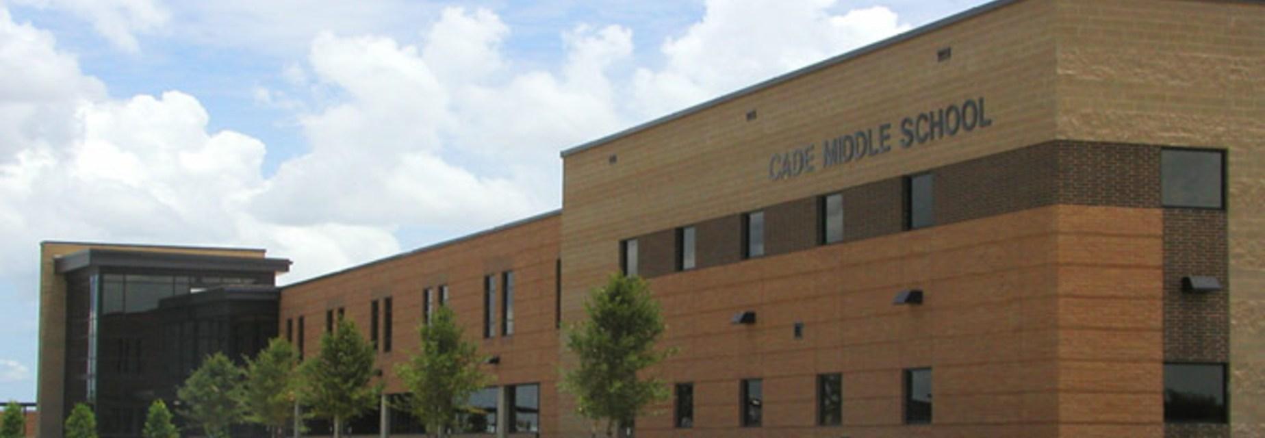 Cade Middle School