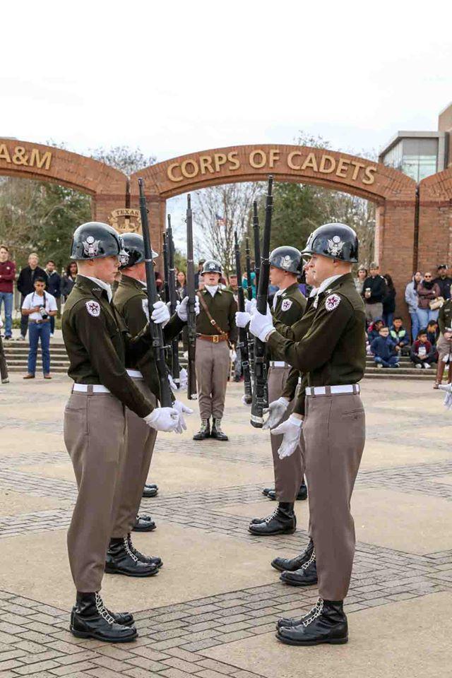 Texas A&M cadet corps
