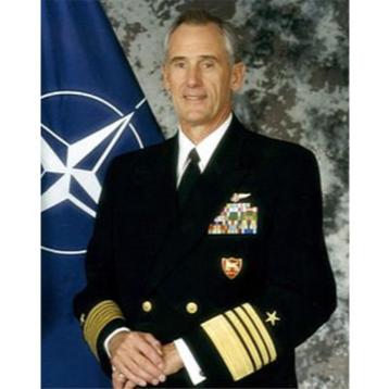 Adm. Gregory H. Johnson (Ret.) - Class of 1964