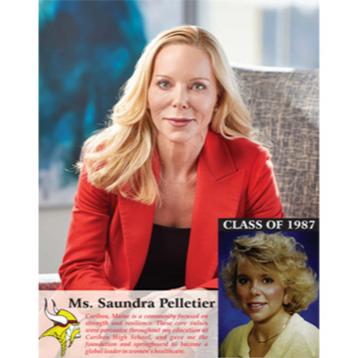 Saundra Pelletier - Class of 1987