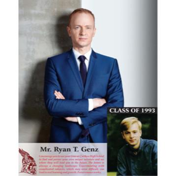 Ryan T. Genz - Class of 1993