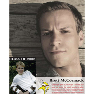 Brett McCormack - Class of 2002