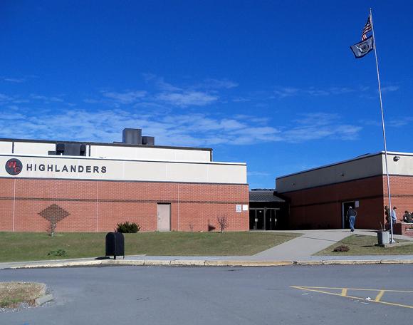 Webster County High School