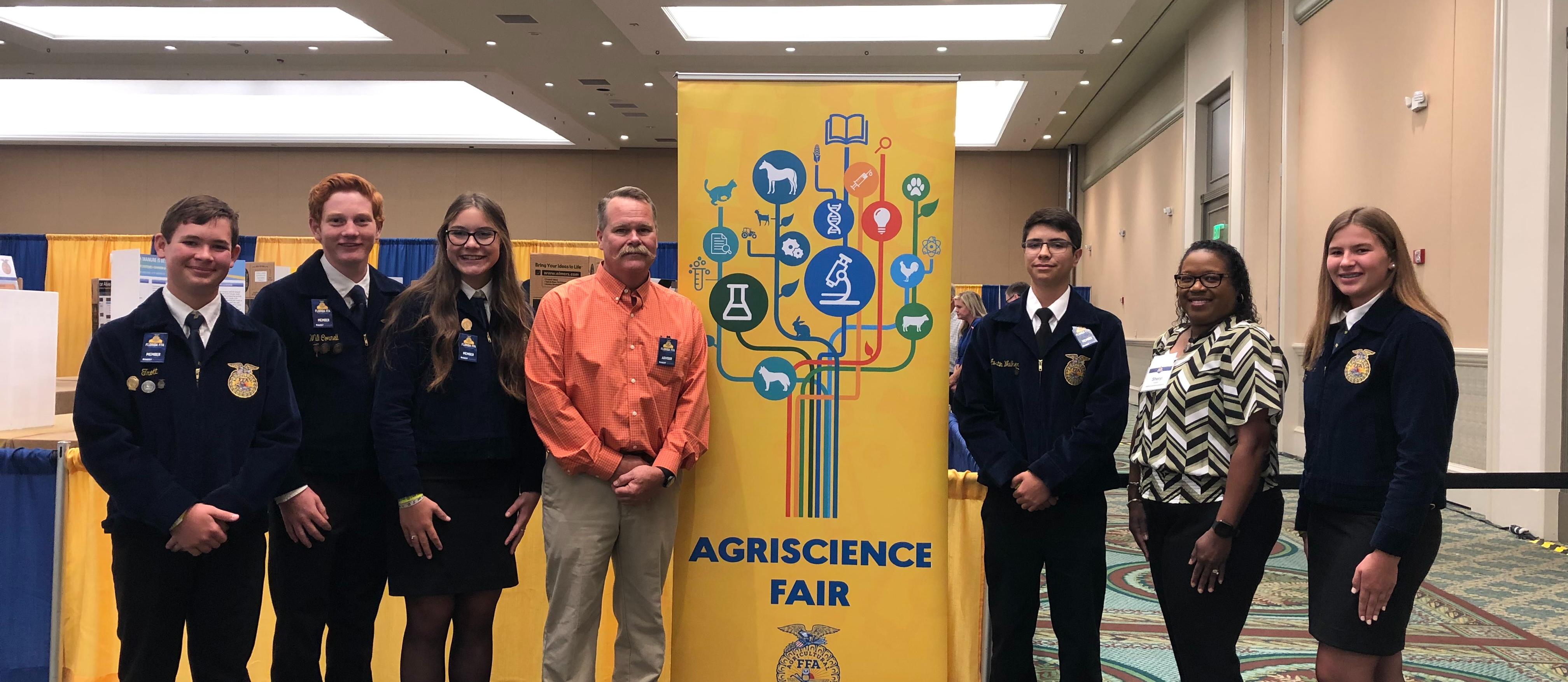 2021 AgriScience Fair