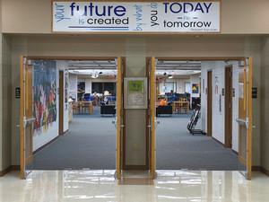 Watertown High School Media Center
