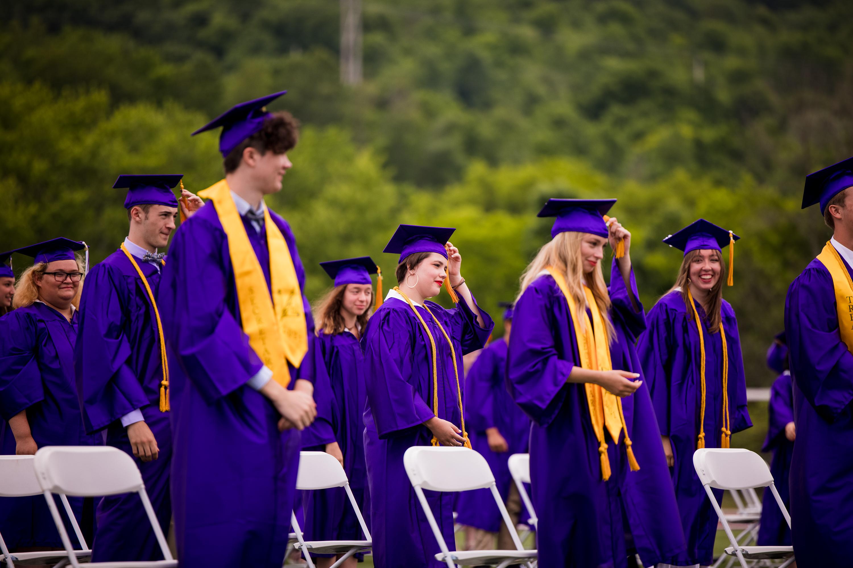 2021 NHS Graduation Ceremony