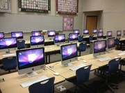 Computer Lab at District 145