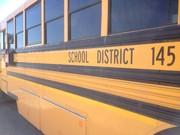 School District 145 bus