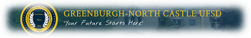 greenburgh north castle letterhead
