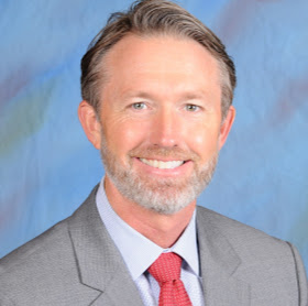 Photo of Dr. Chris Nail, Superintendent