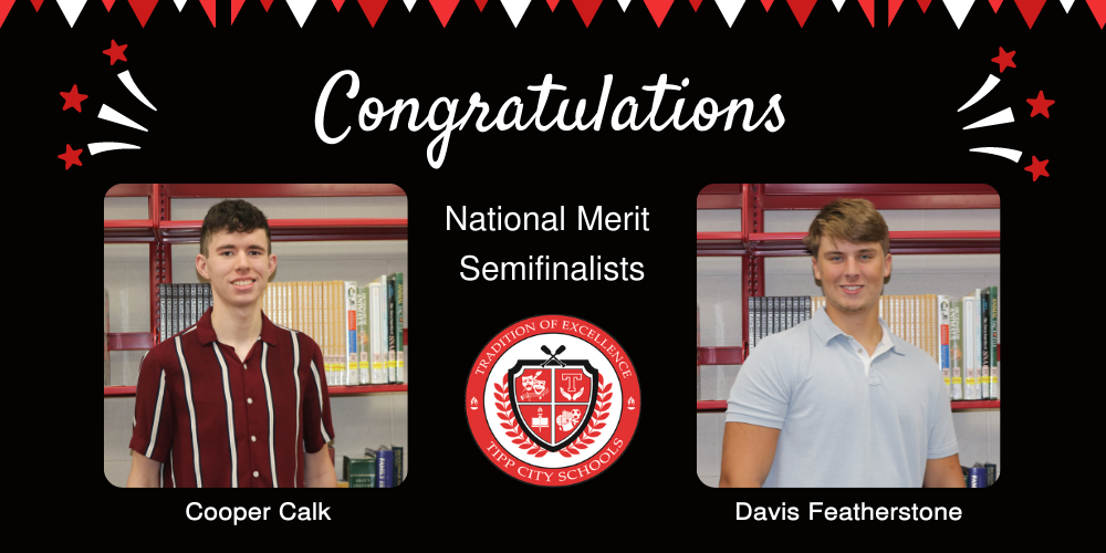 National Merit Semifinalists