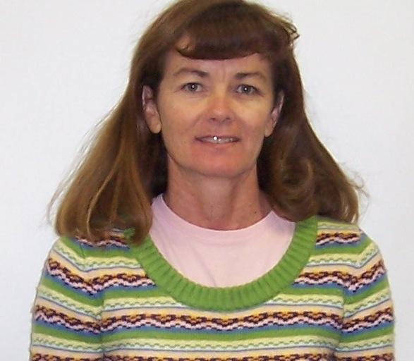 Photo of Kim Clampitt.