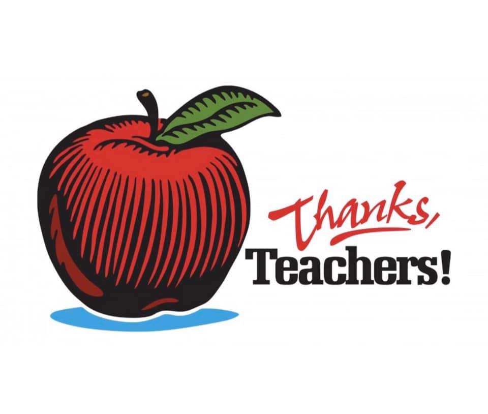 apple teacher appreciation