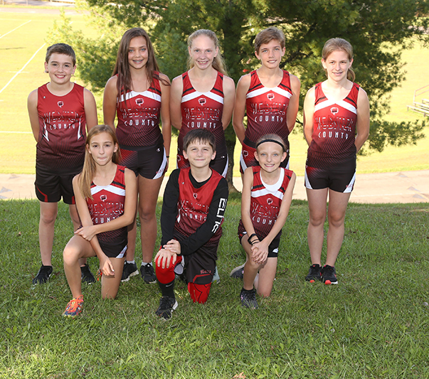 Cross Country (Middle School)