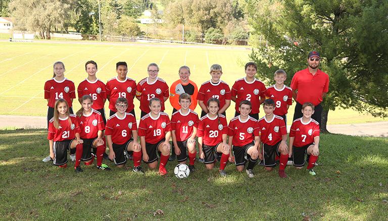Soccer (Middle School)