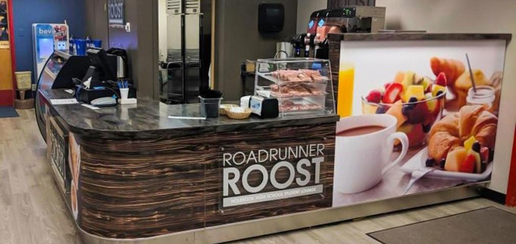 Roadrunner Roost cafe