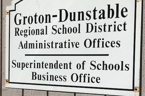 Central Office signage.