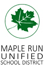 Maple Run Unified School District logo