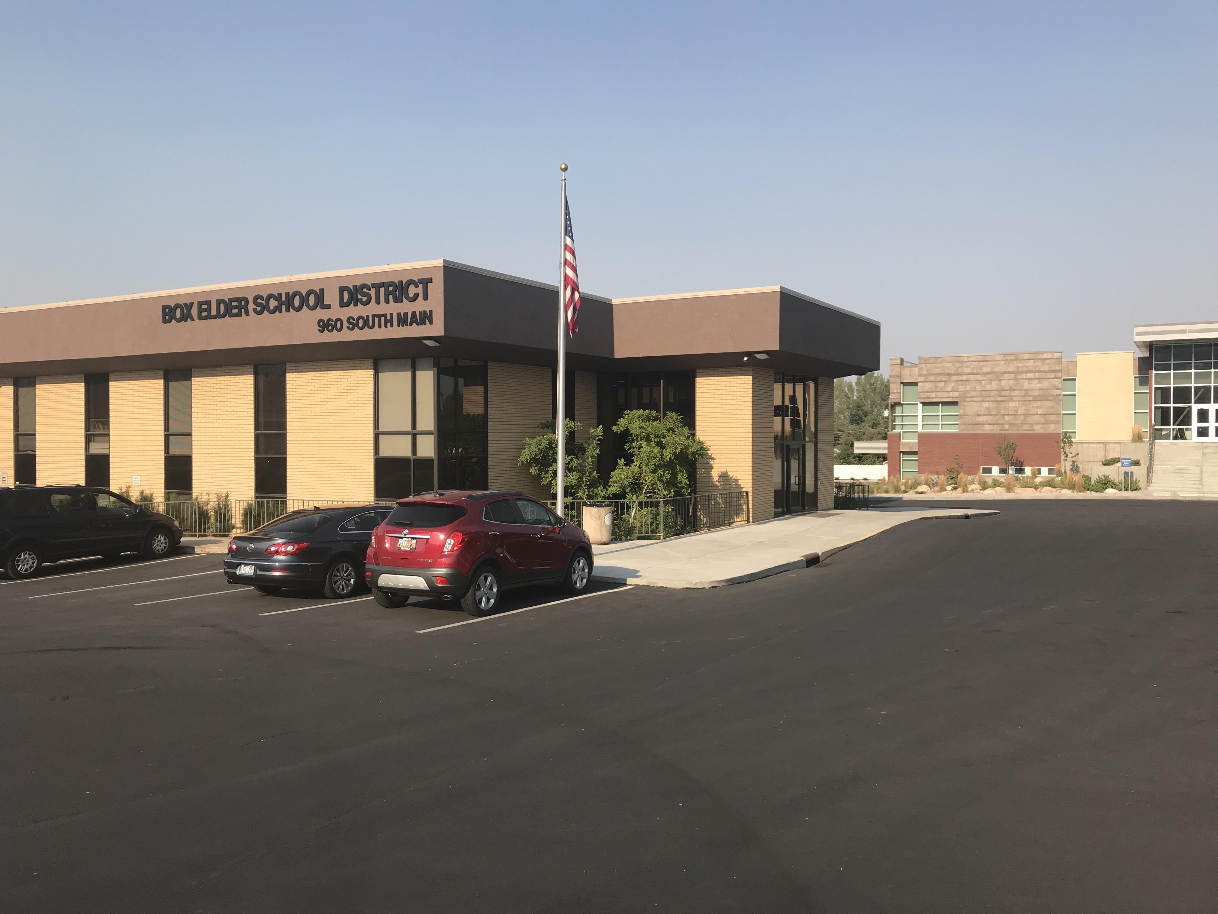 Box Elder School District Office