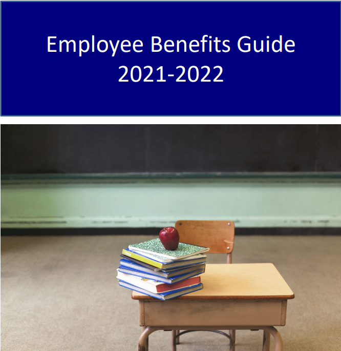 Benefits Booklet cover photo