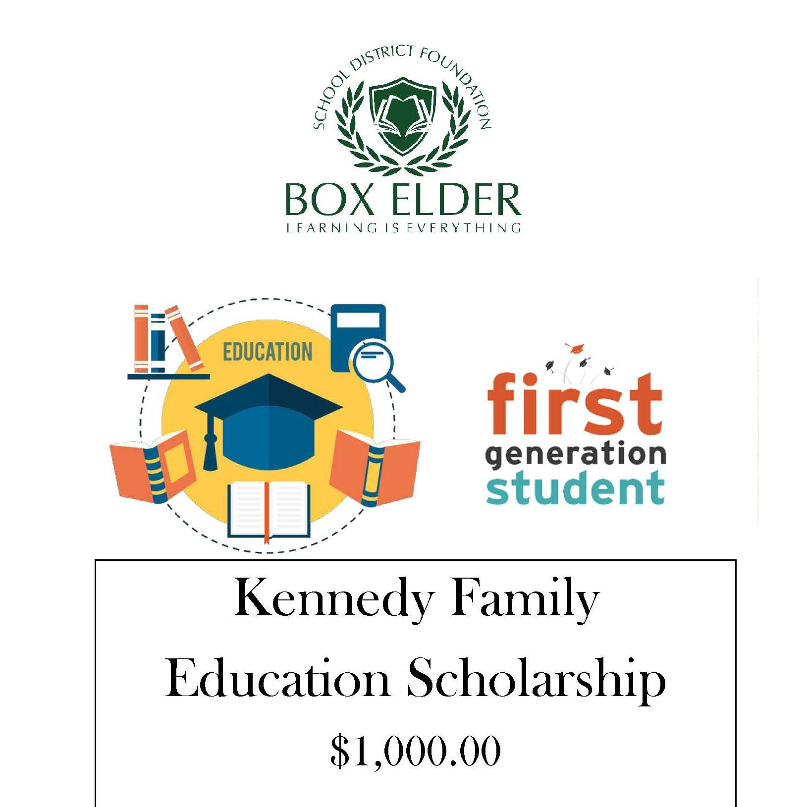 Kennedy Family Scholarship