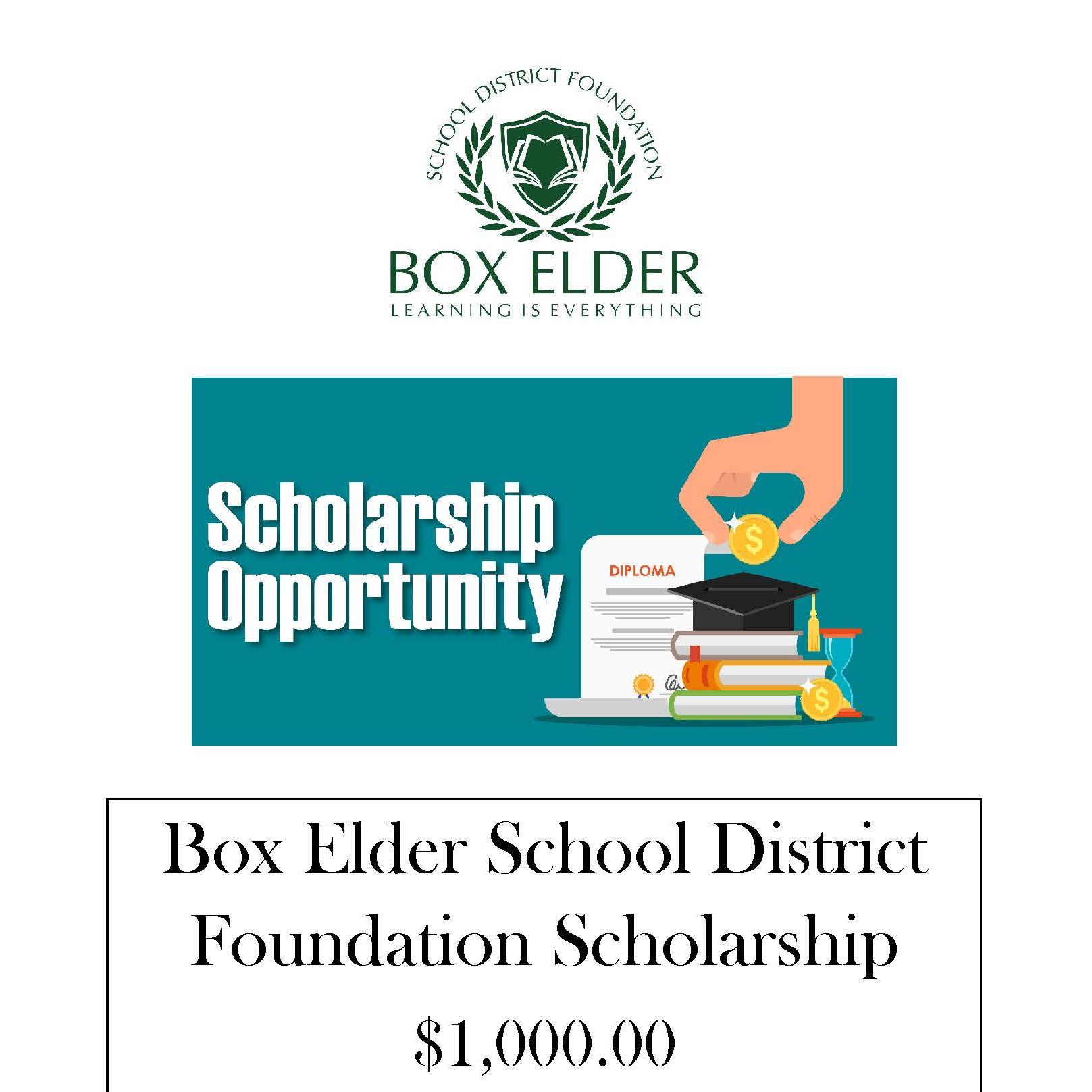 BESD Foundation Scholarship
