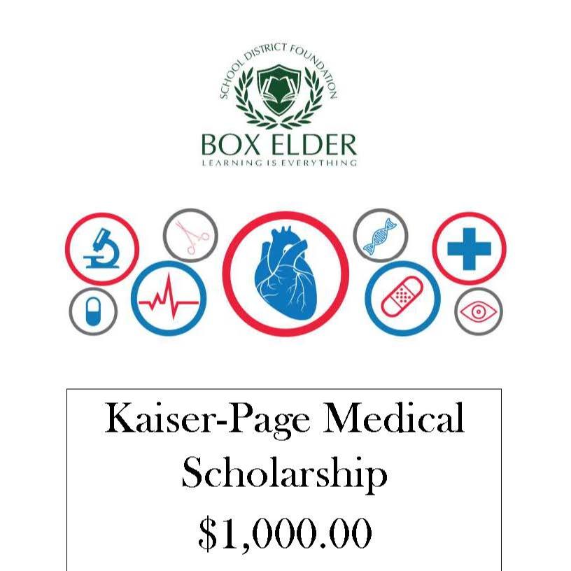 Kaiser-Page Medical Scholarship