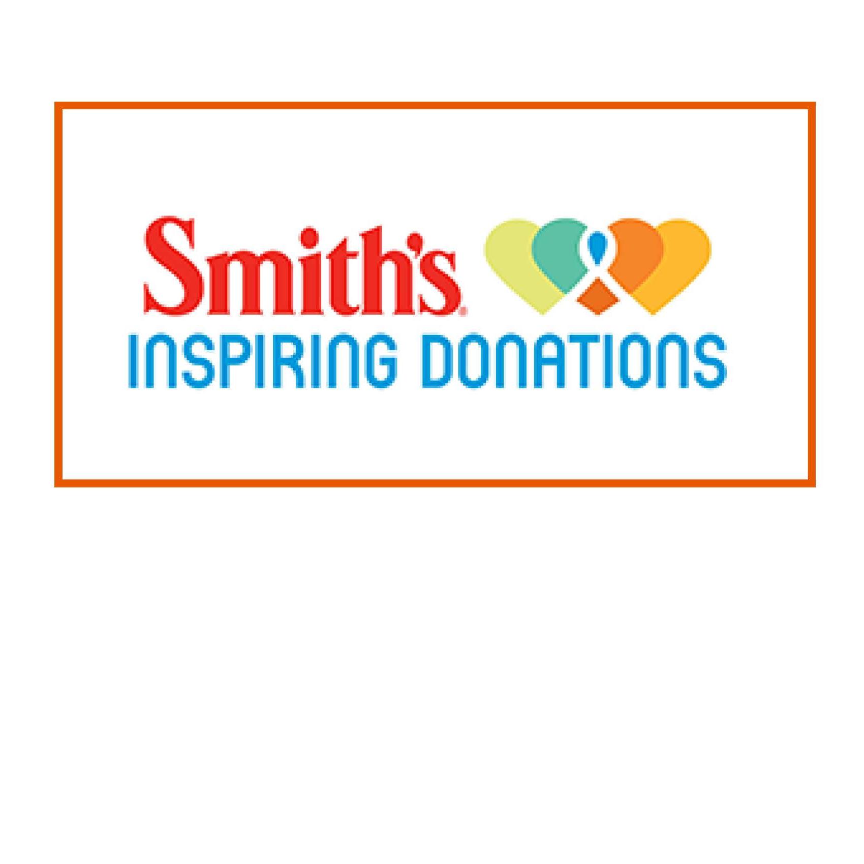 Donate - Smith's
