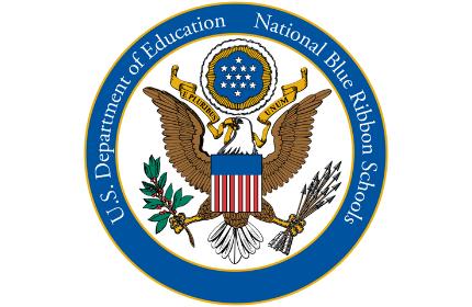 US Blue Ribbon School Logo
