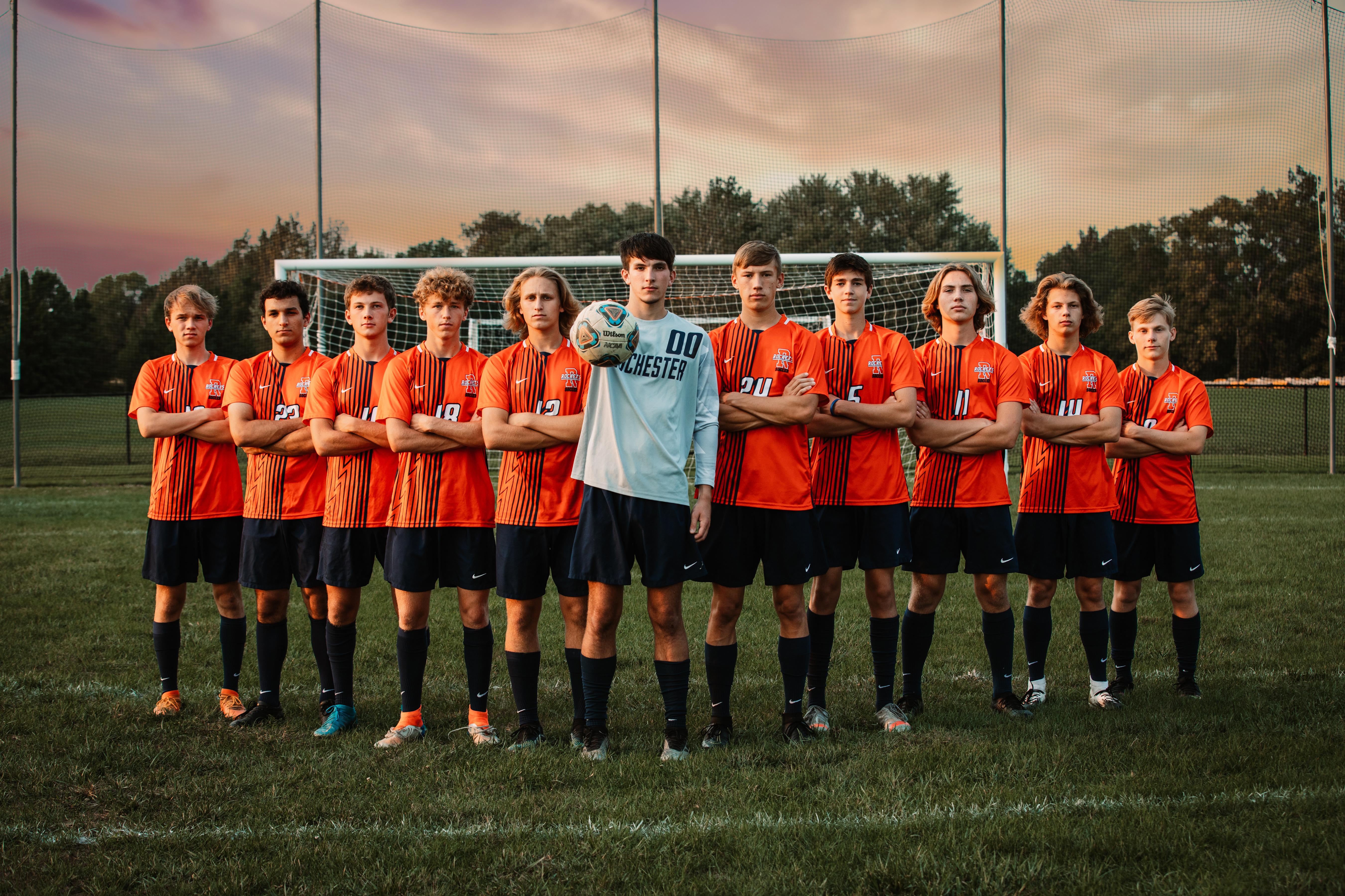 Rochester Soccer Team