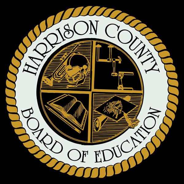 Harrison County Board of Education Seal