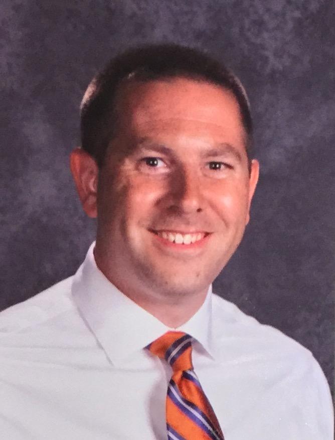 Principal Brian Thorstad