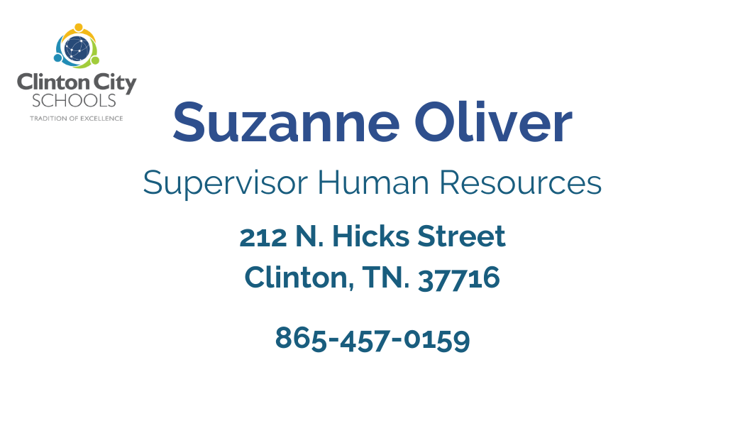 Suzanne Oliver